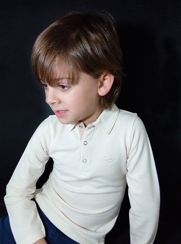 Lovely Polo 100% of PURE Organic from Europe with LOVE... www.culcokids.com