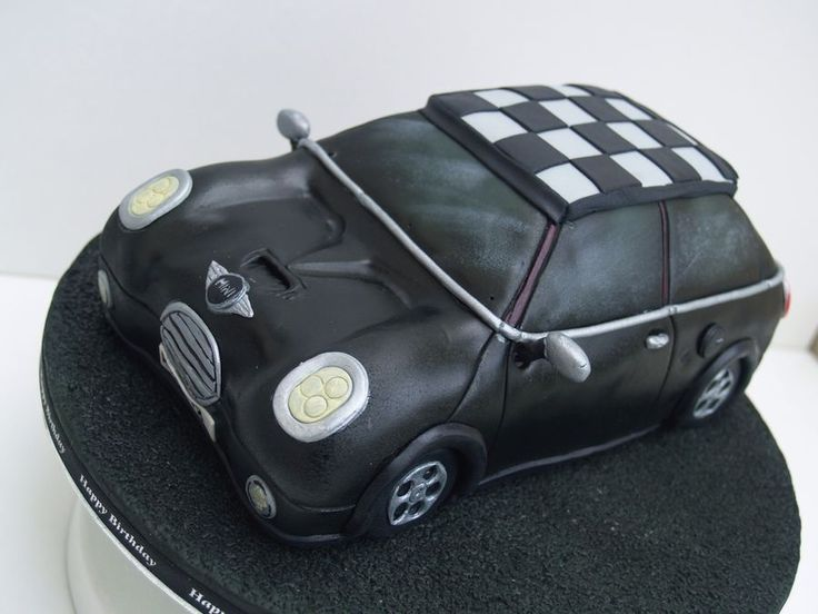 32 best mini cooper images on Pinterest Car cakes Mini coopers