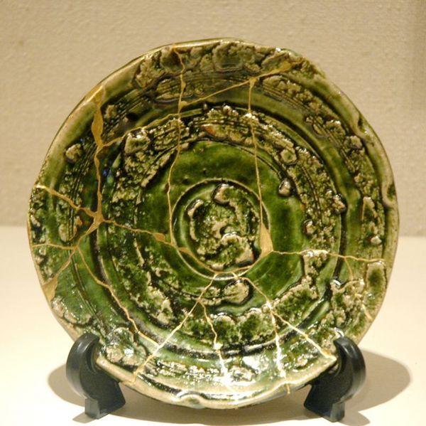 Искусство Кинцуги. фарфор, культура, япония, Философия, Искусство, Золото, серебро, длиннопост