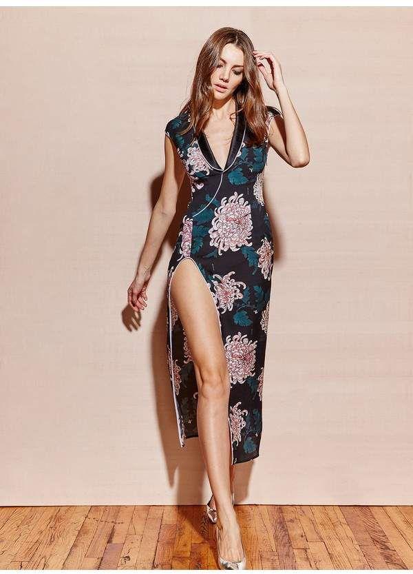Fleur Du Mal Cannes Dress Fashion Pretty Outfits Wonderful Clothes