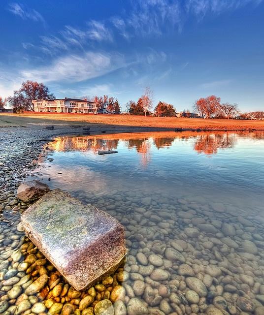 Vacation cant come soon enough....Wade Park in Pasco, Washington