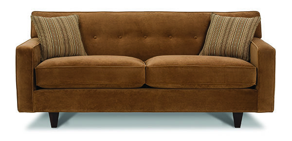 Jean sofa purchased in n14999 64 nugget with pillows in 42579 79 ecru farmington hills - Apartment size living room furniture ...