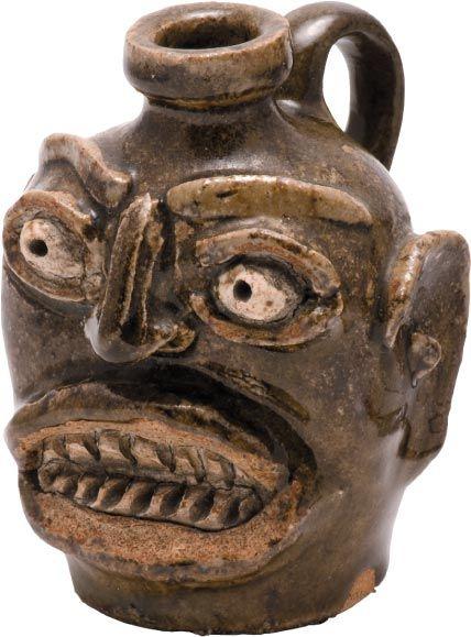 Face Jugs: African- American Art and Ritual in 19th-Century South Carolina