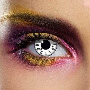 Tick Tock Clock Contact Lenses, I found it Woo Hoo