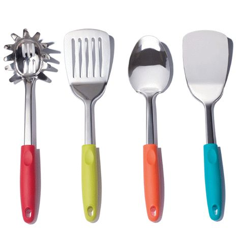 Stainless Steel Utensil Set Campaign 14 Online Exclusive!! www.shopwithkatie.com