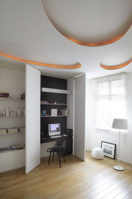 15 zwingende Home-Office-Designs für eine gute Karriere