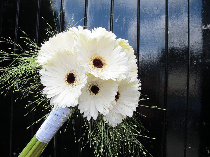 Gerbera Bridal Bouquet