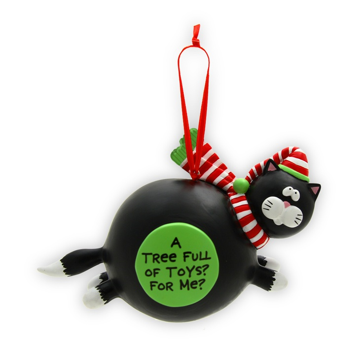 for me cat hanging ornament christmas kittydiy christmas treechristmas - Christmas Tree For Me
