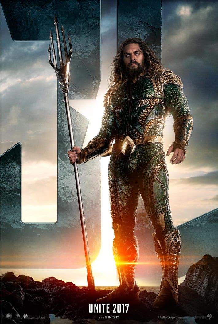 A Costume Breakdown Of The New 'Justice League' Character Posters