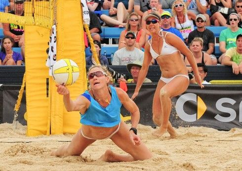 Why You Should Try to Be More Like Kerri Walsh Jennings and April Ross