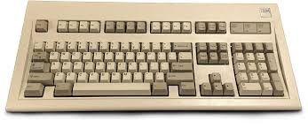 IBM PC 5150 Teclado