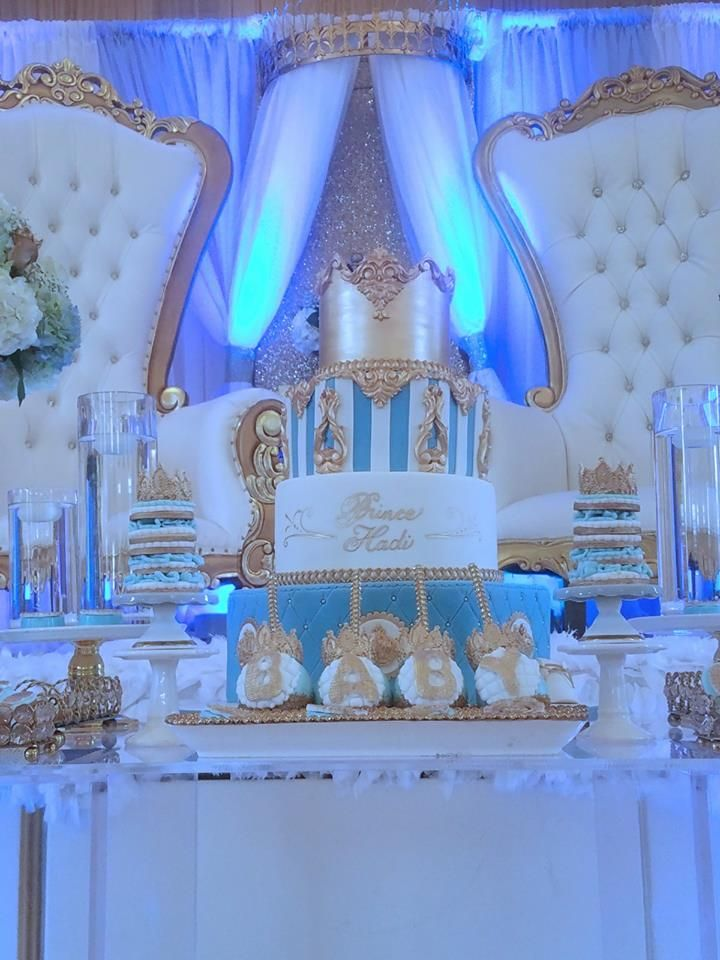 Crown Prince Baby Shower - Baby Shower Ideas - Themes ...