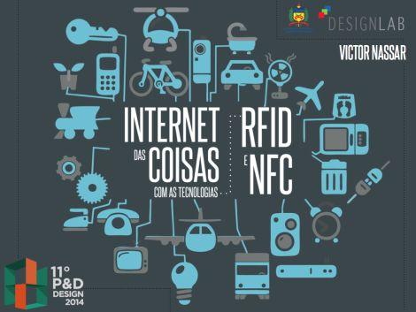 Internet das Coisas RFID NFC #rabiscodigital #ufcquixada #internetdascoisas