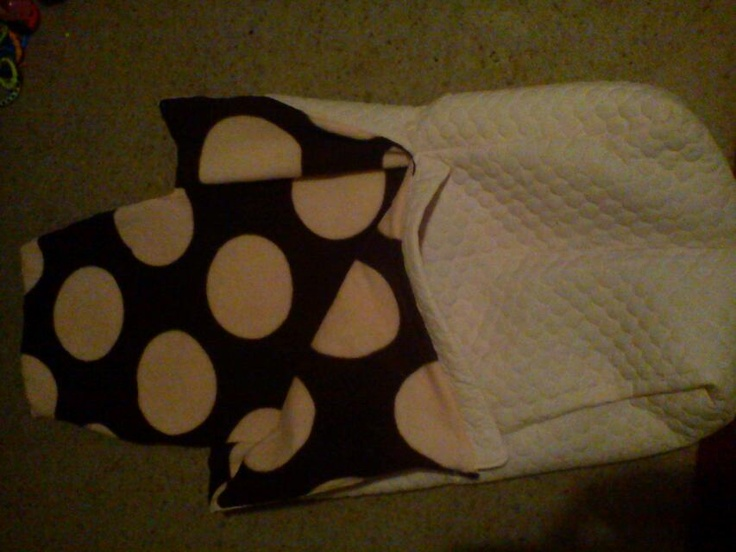 Snuggle sack for pushchair