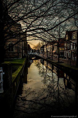 Delftse gracht, The Netherlands