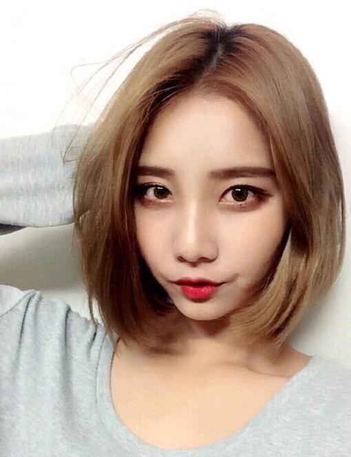 Fantastic 17 Best Ideas About Asian Bob On Pinterest Asian Short Hair Short Hairstyles For Black Women Fulllsitofus