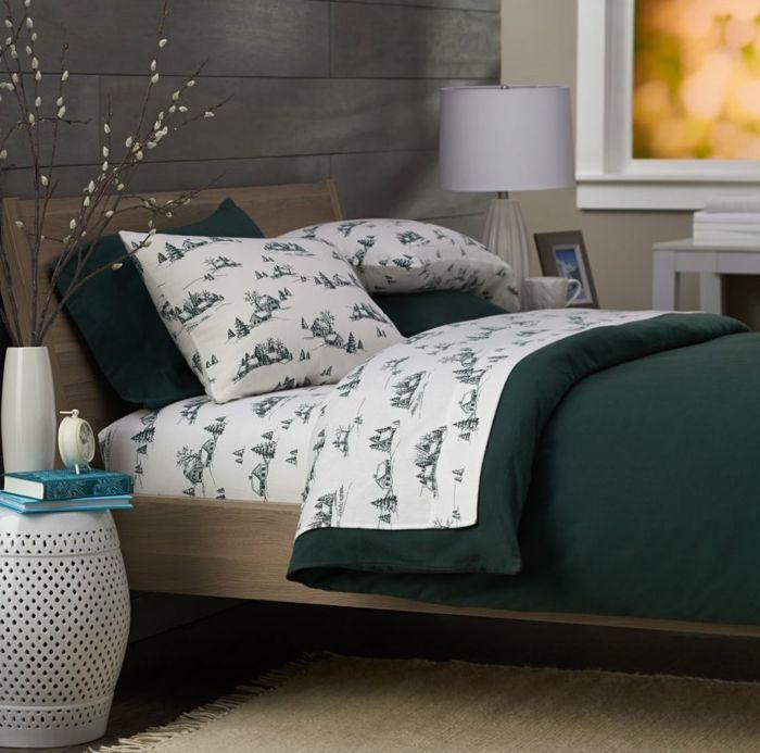 354 best Schlafzimmer images on Pinterest Interiors, Living room - flanell fleece bettwasche kalten winterzeit