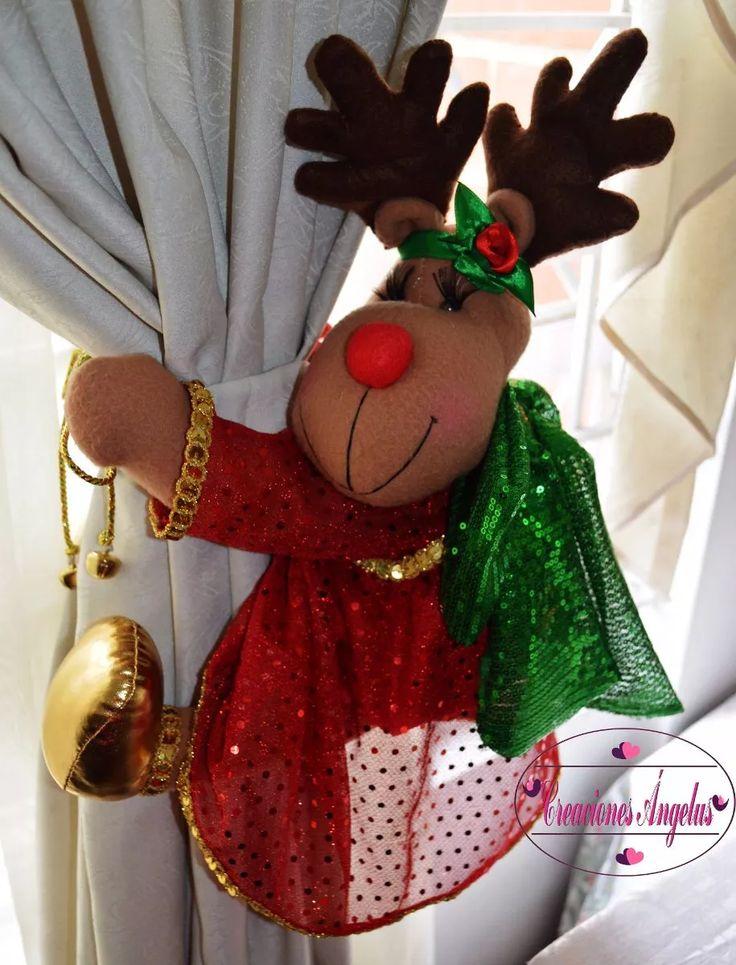 cortineros navidad