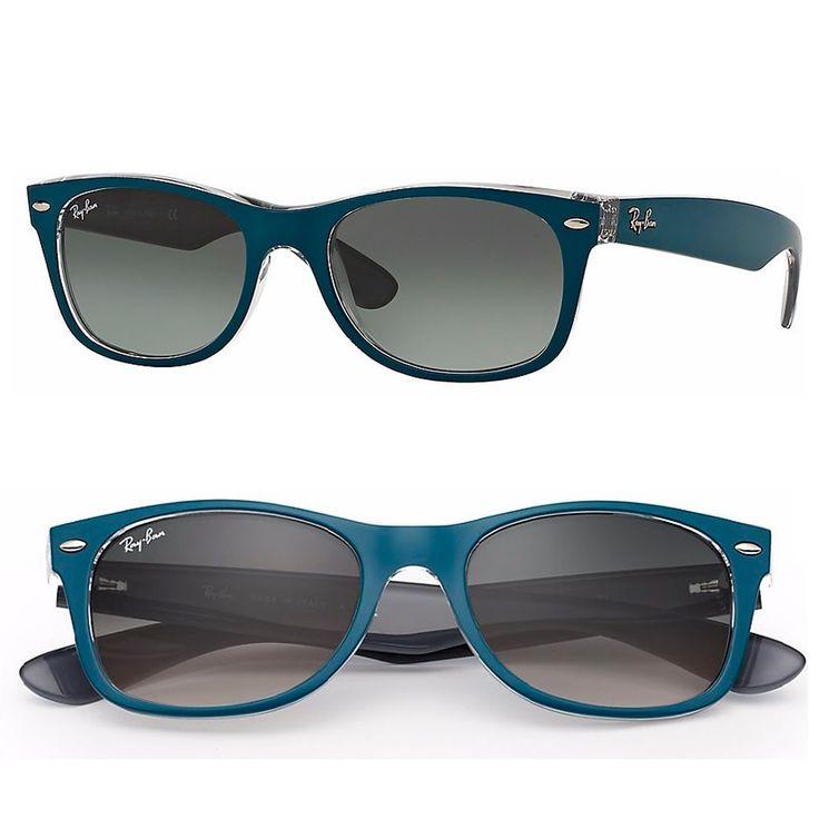 Ray Ban ORIGINALI Wayfarer SOL occhiali da sole sunglasses sonnenbrille INVIO   eBay