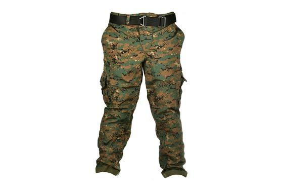 Valken Tactical V-TAC Echo Airsoft Combat Pants - MARPAT