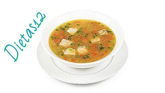 Dieta de la Sopa para Adelgazar