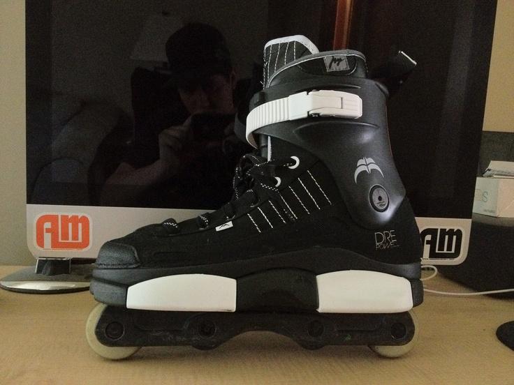 Roller Skate Sneakers >> Custom Razors Dre Powell 2 (aggressive roller blades) | Hobbies | Sneakers nike, Inline skating ...