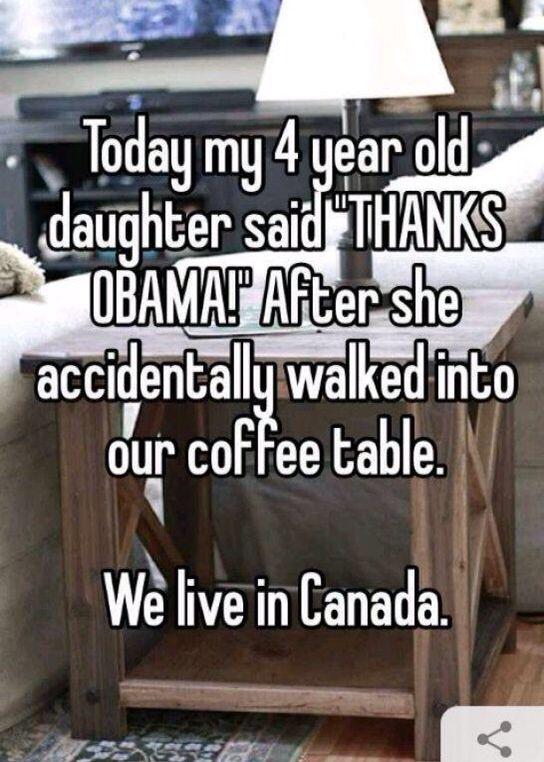 Thanks Obama.