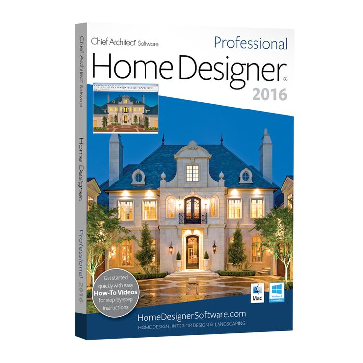 Chief Architect Home Designer Professional 2016 Purch Marketplace