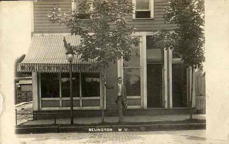 Belington Gas Company