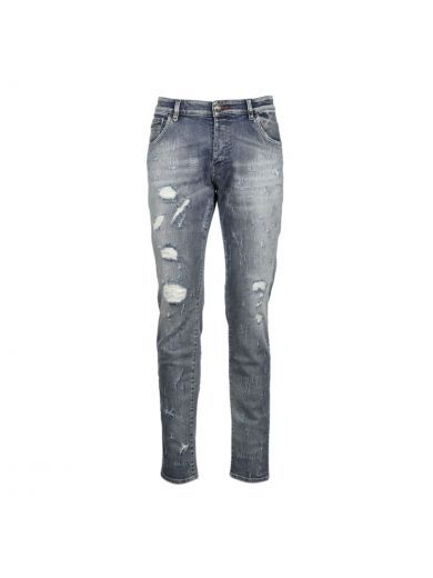 PHILIPP PLEIN Philipp Plein Artistic Jeans. #philippplein #cloth #https: