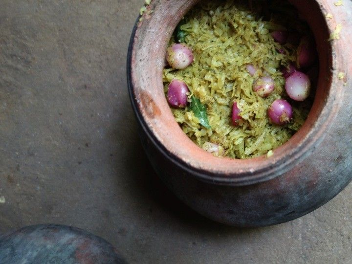 Achcharu - Green papaya pickle - authentic Sri Lankan recipe from a Sri Lankan village (source: my personnal food and travel blog / vlog with recipes, authentic video recipes, street food, food and travel documentary, travel info and more. Welcome! :) )
