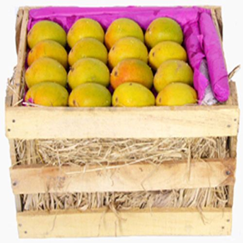 Enjoy the real fresh mangoes online at the best shopping store. Mangoes displayed here are hand-picked by expert farmers with years of experience. Order the fresh and juicy mangoes online in India at best prices. You can buy the premium export quality of mangoes such as Kesar Mango, Ratnagiri, devgad, and mango peti with huge discount offers and free shipping at Infibeam.