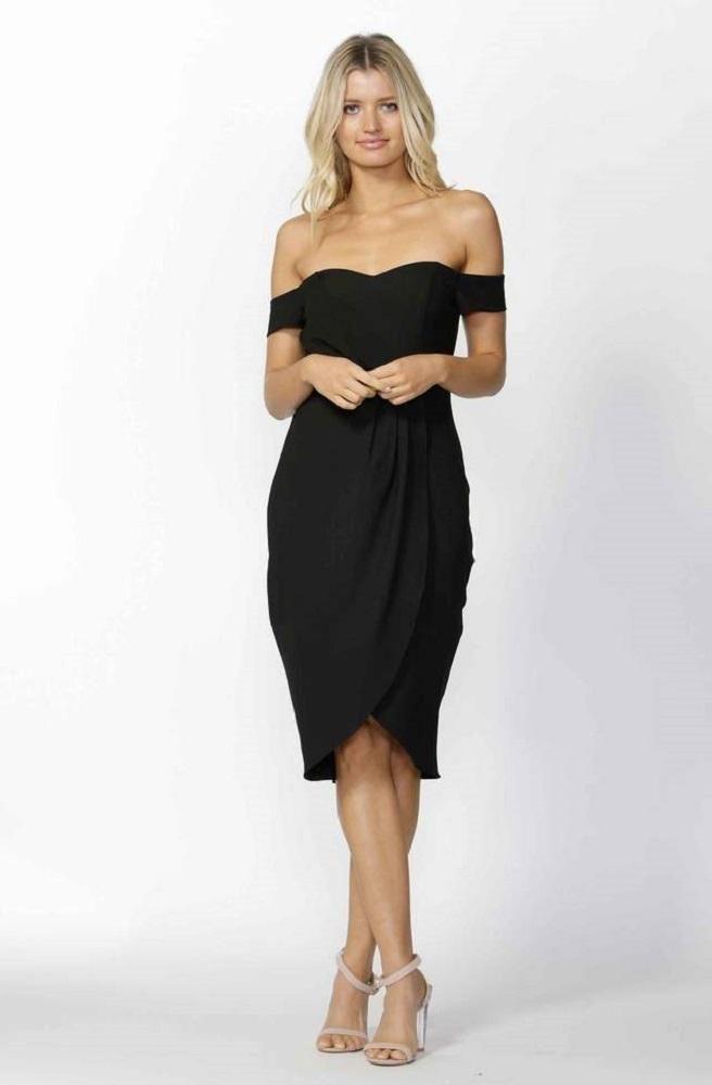 Sass - Tanner Wrap Dress