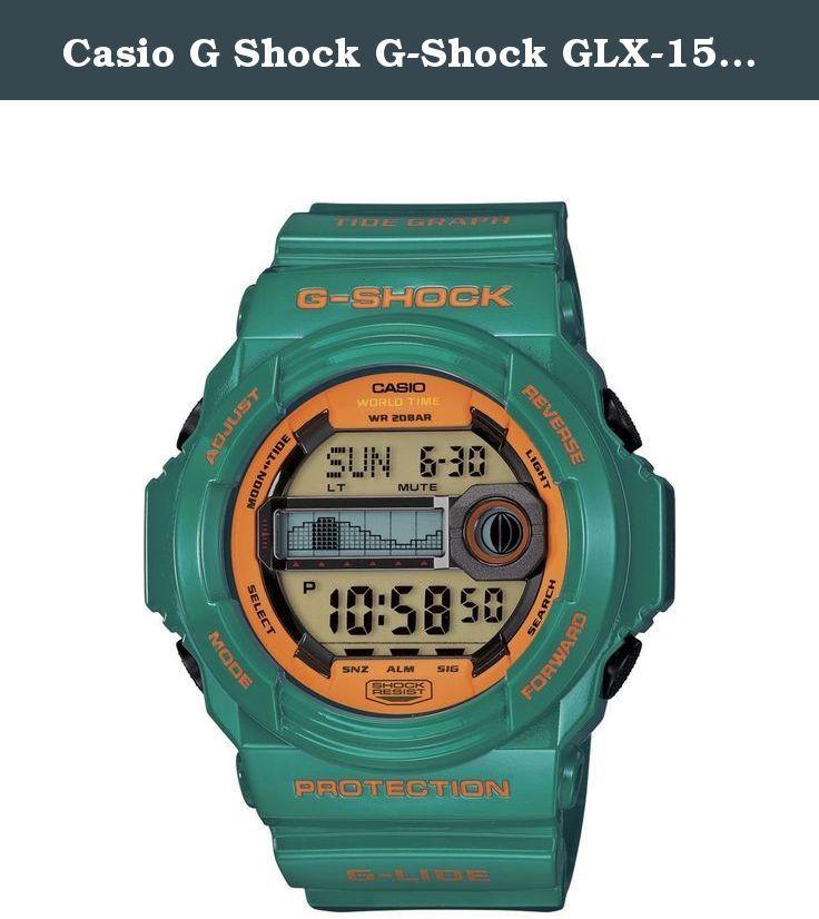 Casio G Shock G-Shock GLX-150B-3ER Uhr Watch Montre Orologio.