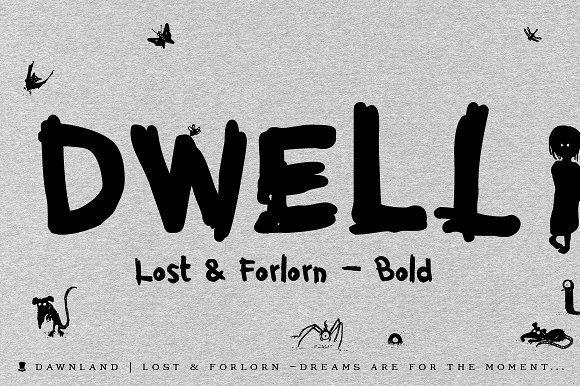 Lost & Forlorn – Bold @creativework247