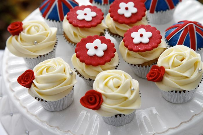 English High Tea Party as an Olympics viewing party