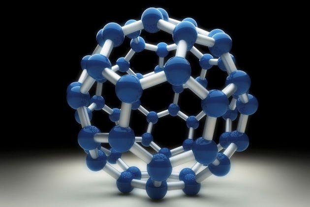 Il materiale più costoso del mondo - Il fullerene prodotto dall'università di Oxford incorpora un atomo di azoto: costa 100 mila dollari al grammo e potrebbe servire per costruire orologi atomici grandi quanto un chip.