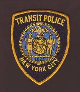 New York City Transit Police | New York City Transit Police Patch | eBay Back in the day