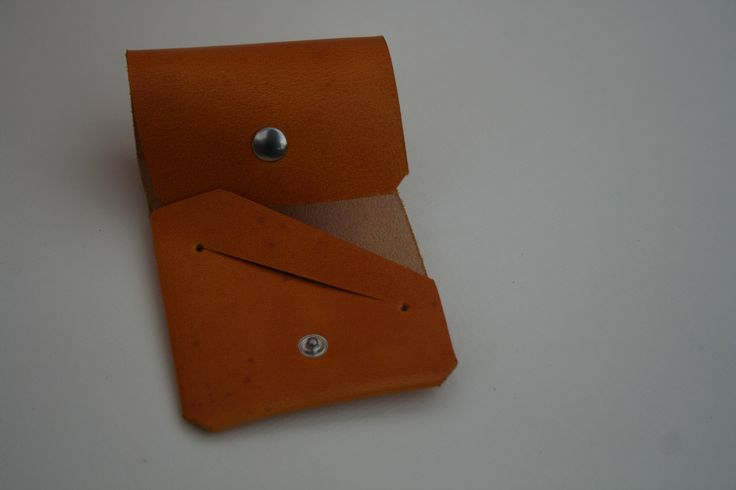 Handmade wallet, Thin Leather Wallet, Mens Leather Wallet, Minimal Wallet.