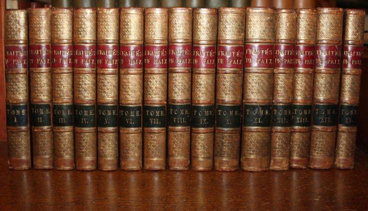 1817 Histoire TRAITES DE PAIX ENTRE LES PUISSANCES DE L'EUROPE Westphalia KOCH