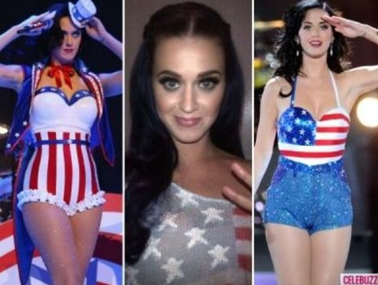 4 of july katy perry