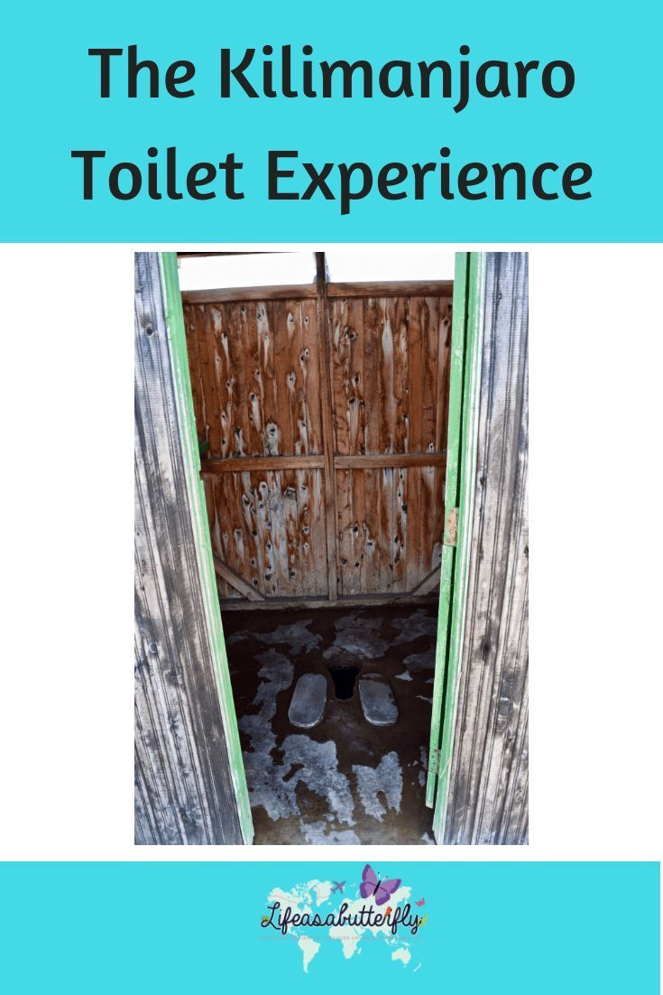 The Kilimanjaro Toilet Experience Kilimanjaro Travel Tips Online Travel Agent