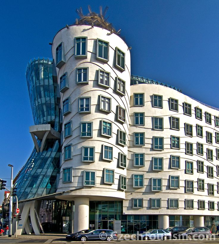 Do not forget to visit Fred and Ginger also called 'Dancing House' once you visit Prague! Hilton Prague Old Town just adores it!