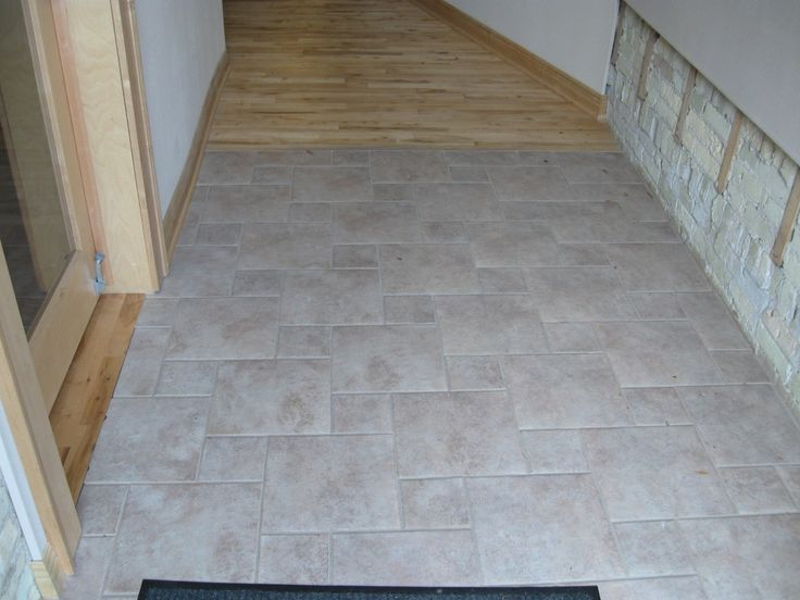 Foyer Tile To Wood Transition : Best images about flooring on pinterest