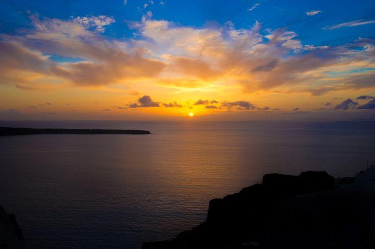 Sunset Sea by Arturo Paulino on 500px