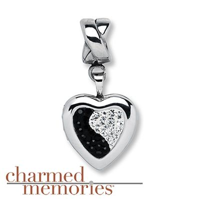 Charmed Memories Reach for the Stars Charm Sterling Silver hMcDou