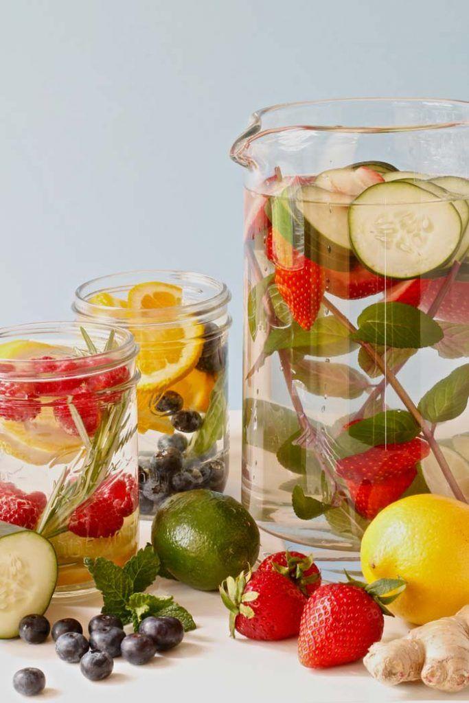 Диета водный фруктовый водный