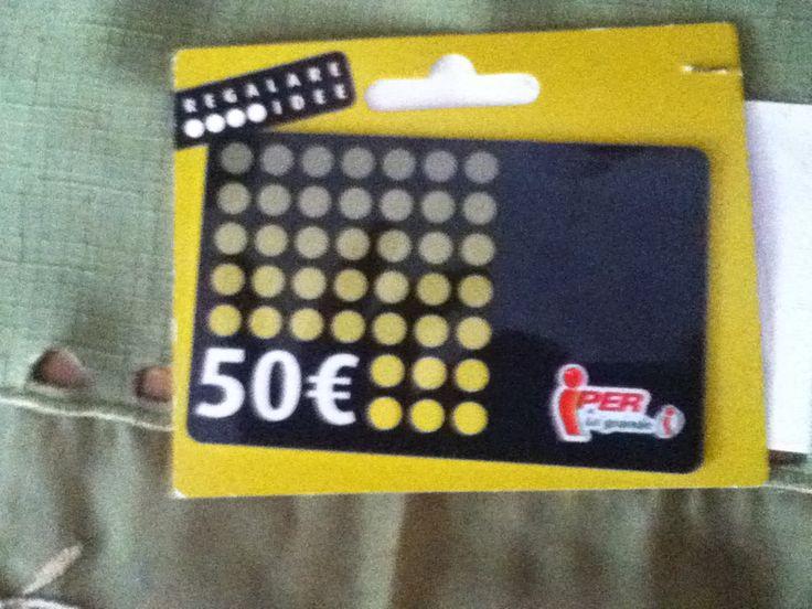 Vincita Pazzi per le offerte 2 card da 50 euro