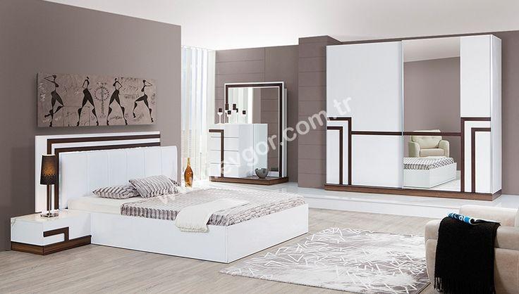 Goya Beyaz Yatak Odası Takımı https://www.evgor.com.tr/goya-beyaz-yatak-odasi-takimi