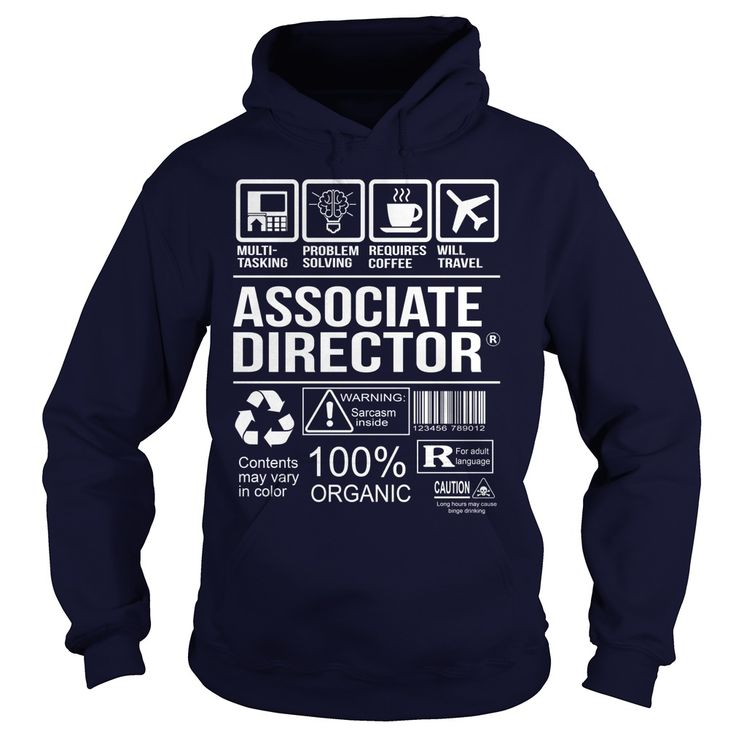 Awesome Associate Director T-Shirt, Hoodie Associate Director